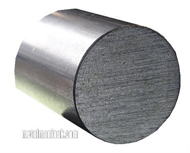 Buy Bright mild steel round bar 35mm dia Online