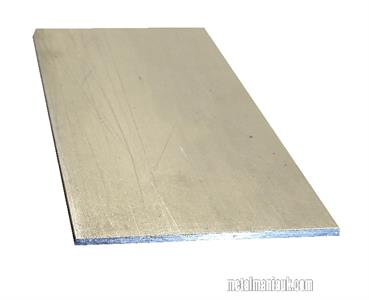 Buy Stainless steel flat strip 304 spec 75mm x 3mm Online