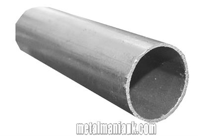 Buy Steel tube ERW 31.75mm(1 1/4)O/D x 1.5mm Online