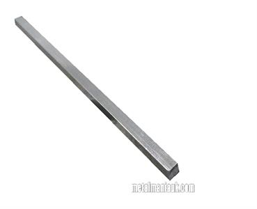 Buy Bright mild steel square bar 8mm x 8mm Online