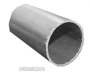 Buy Steel tube ERW 63.5mm(2 1/2)OD x 1.5mm wall Online