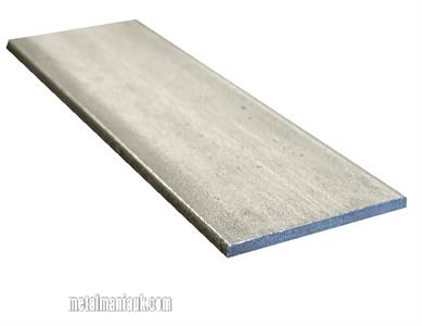 Buy Stainless steel flat strip 304 spec 50mm x 3mm Online