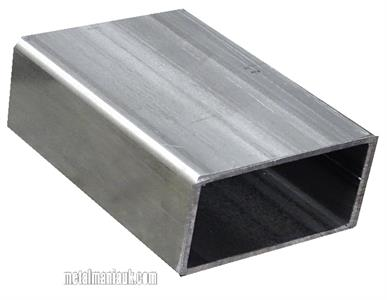 Buy Rectangular Hollow Section steel ERW 100mm x 50mm x 2mm Online