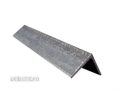 Buy Equal angle steel 40mm x 40mm x 3mm Online