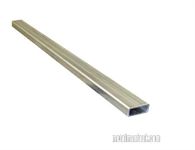 Buy Rectangular Hollow Section steel ERW 25mm x 10mm x 1.5mm Online