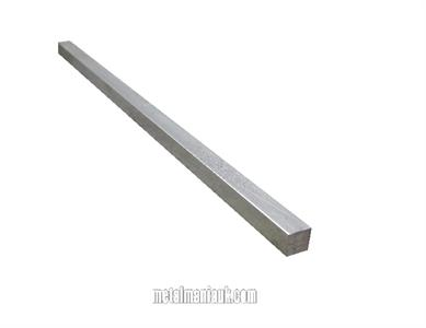 Buy Stainless steel square bar 304 spec 10mm x 10mm Online