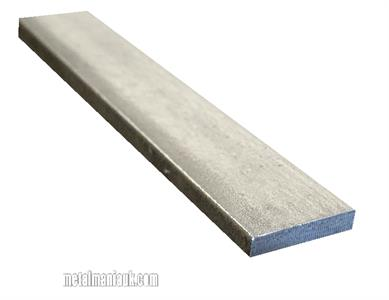 Buy Stainless steel flat strip 304 spec 30mm x 5mm Online