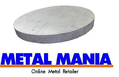 Buy Aluminium billet 101mm dia x 16mm thick Online