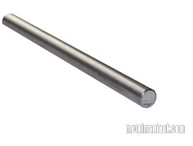Buy Bright round bar steel 3/8 dia Online