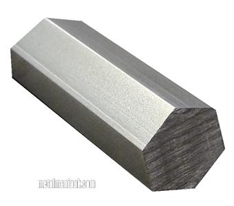 Buy Stainless steel hexagon bar 303 spec 1 1/8 AF Online