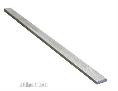 Buy Stainless steel flat strip 304 spec 12mm x 3mm Online