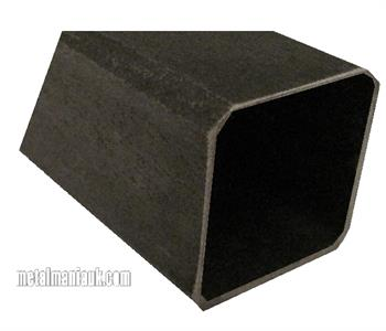 Buy Square Box section steel 100mm x 100mm x 3mm Online