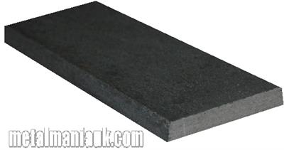 Buy Black flat steel strip 25mm x 5mm Online