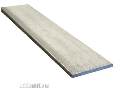 Buy Stainless steel flat strip 304 spec 40mm x 3mm Online