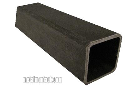 Buy Square Box section steel 60mm x 60mm x 3mm Online